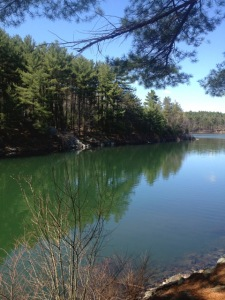 Wright's Pond, Medford